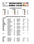 Résultats ACVA 2006