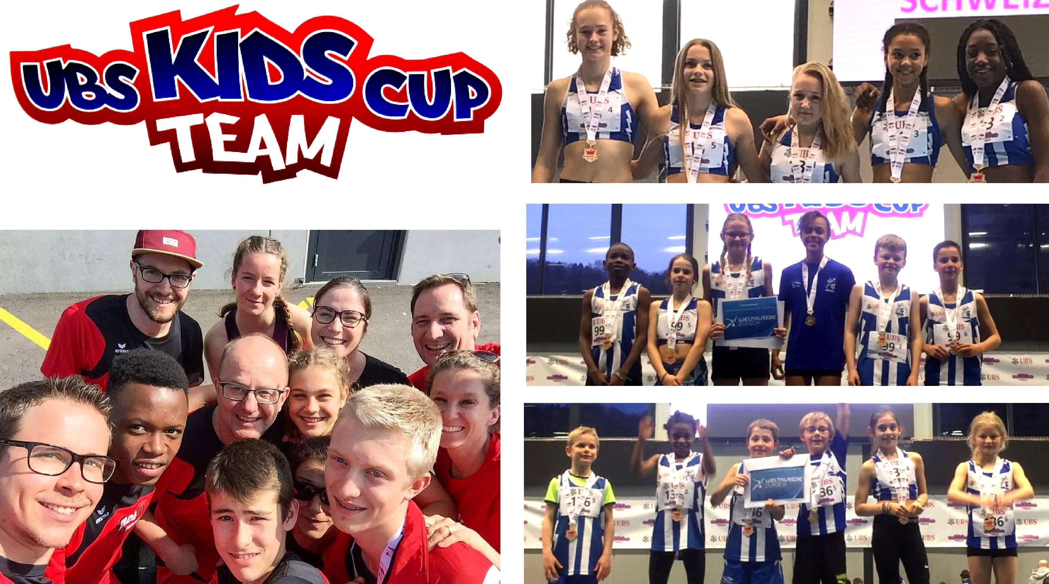 UBS Kids Cup Team à Untersiggenthal