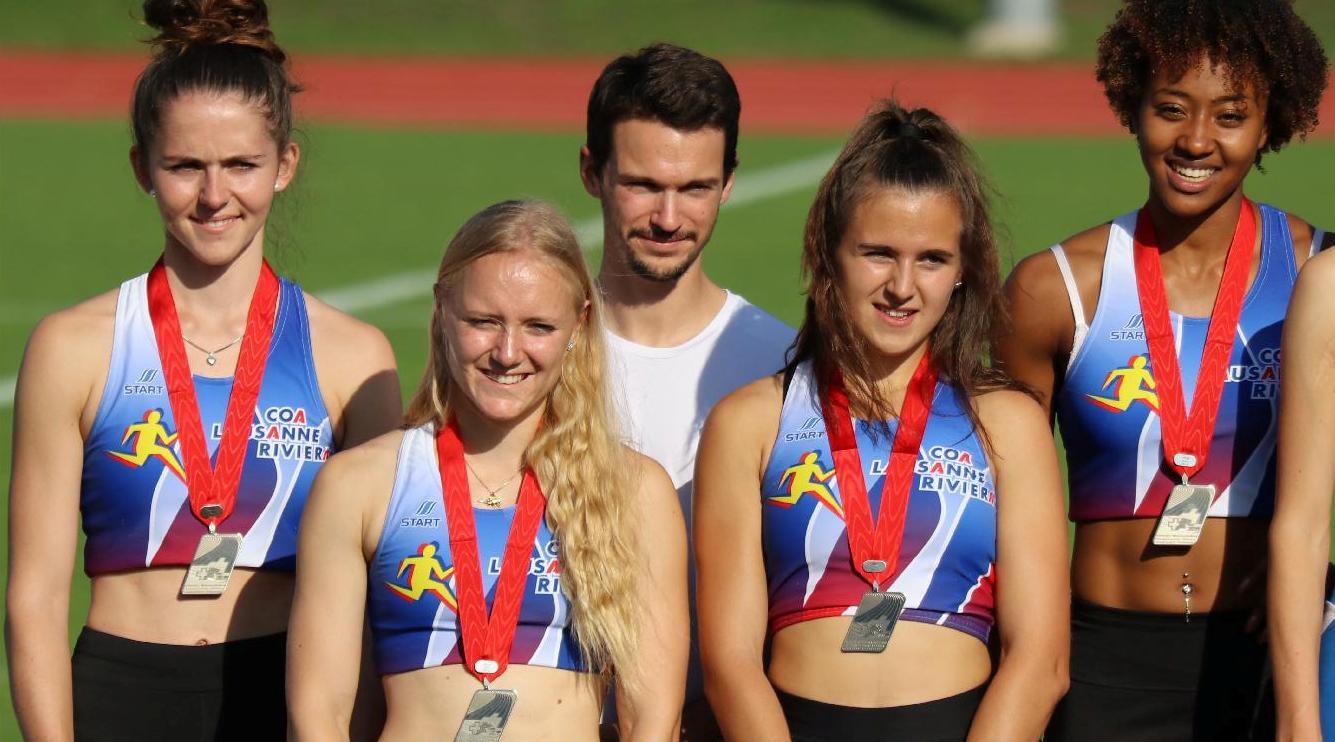 Championnats suisses Team à Regensdorf