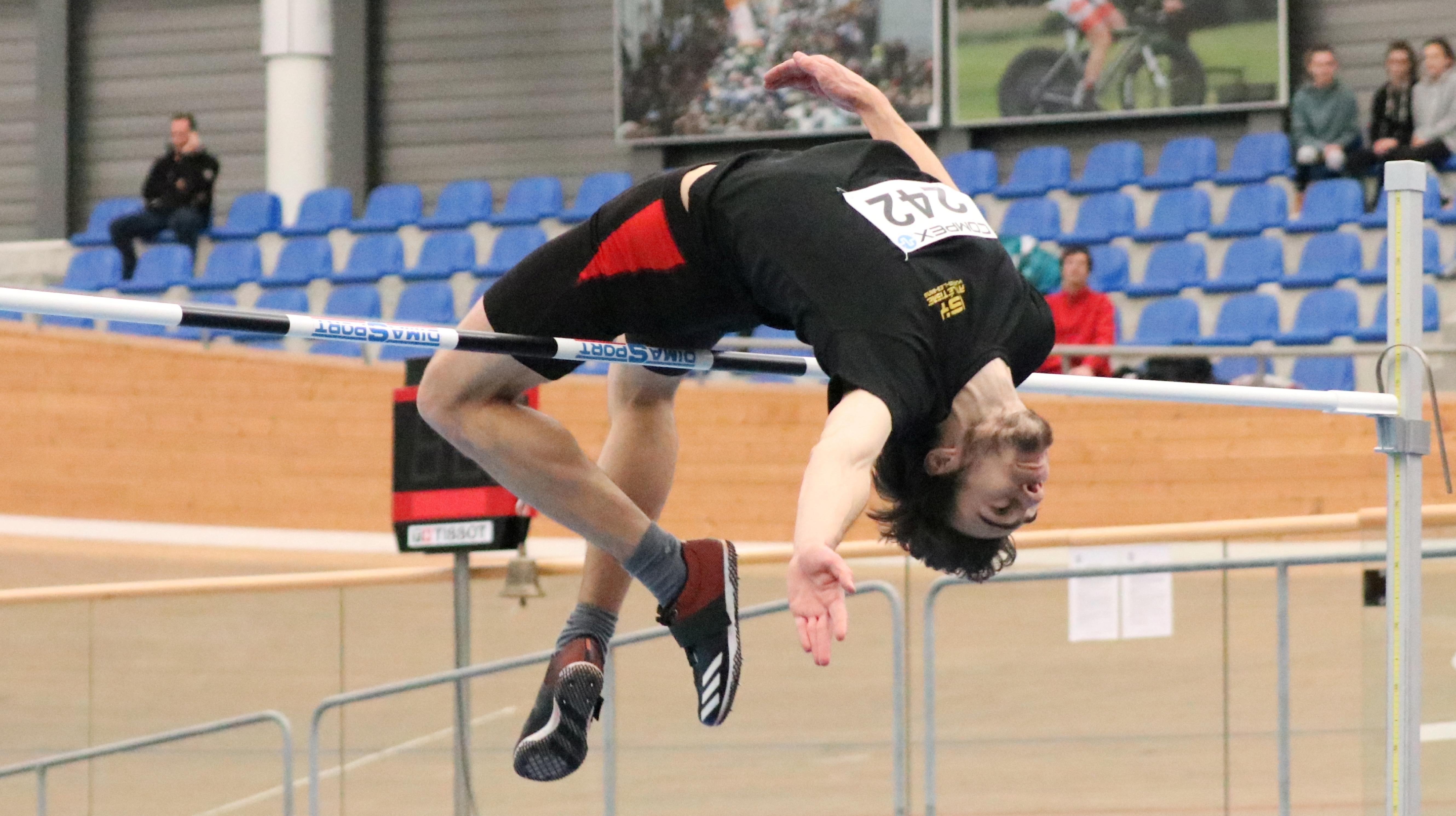 Championnats vaudois en salle à Aigle