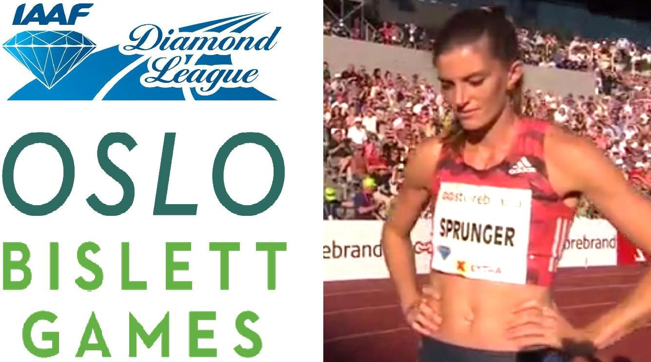 Meeting Diamond League à Oslo