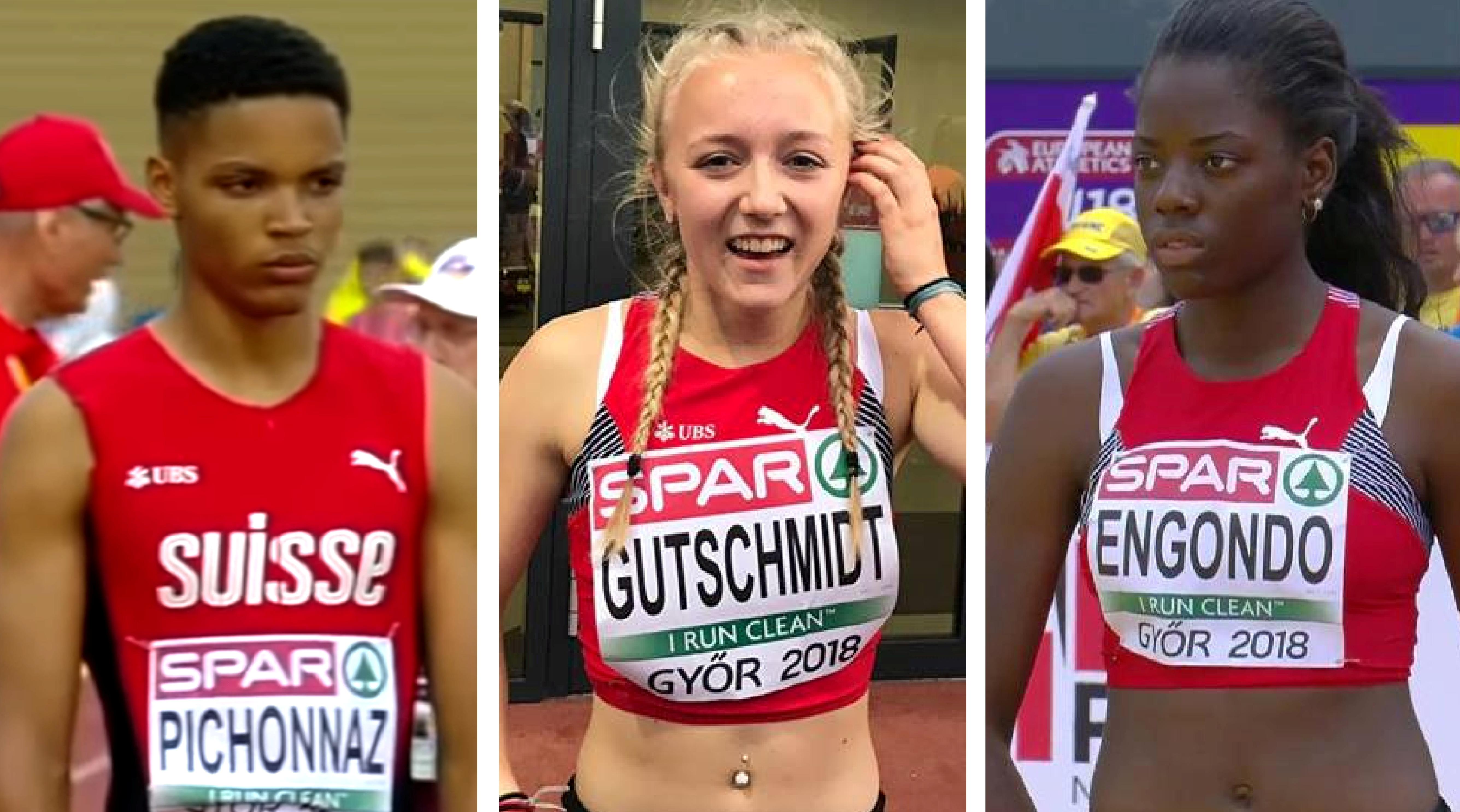 Championnats d'Europe U18 à Györ