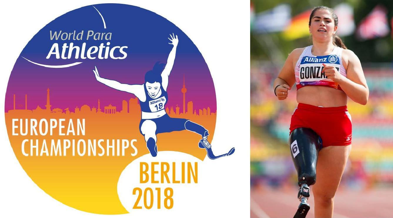 Championnats d'Europe ParAthletics à Berlin