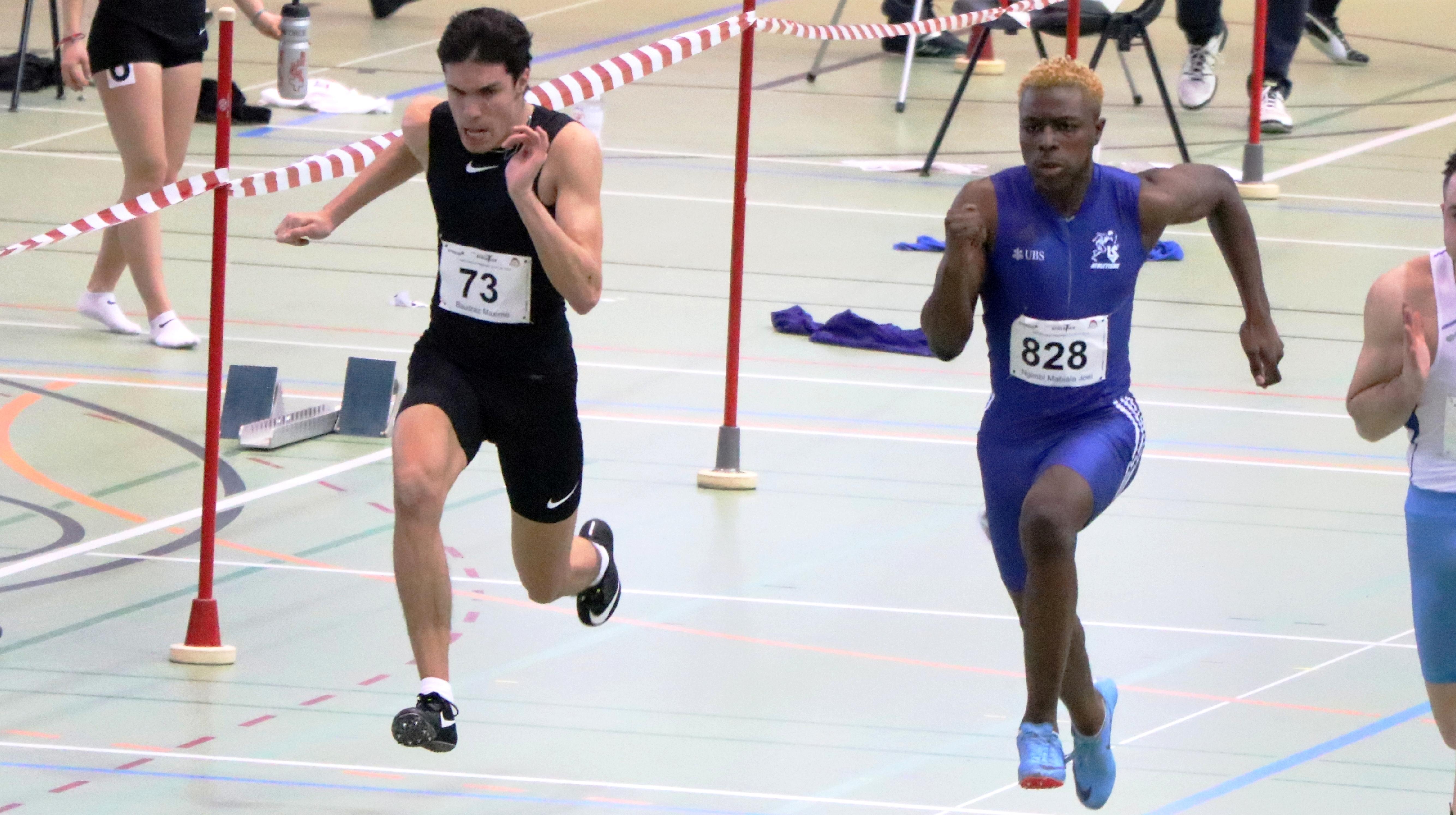Meeting de Bienne Athletics à Macolin