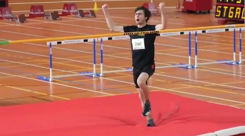 Championnats suisses en salle à Saint-Gall