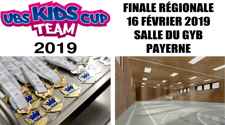 UBS Kids Cup Team à Payerne