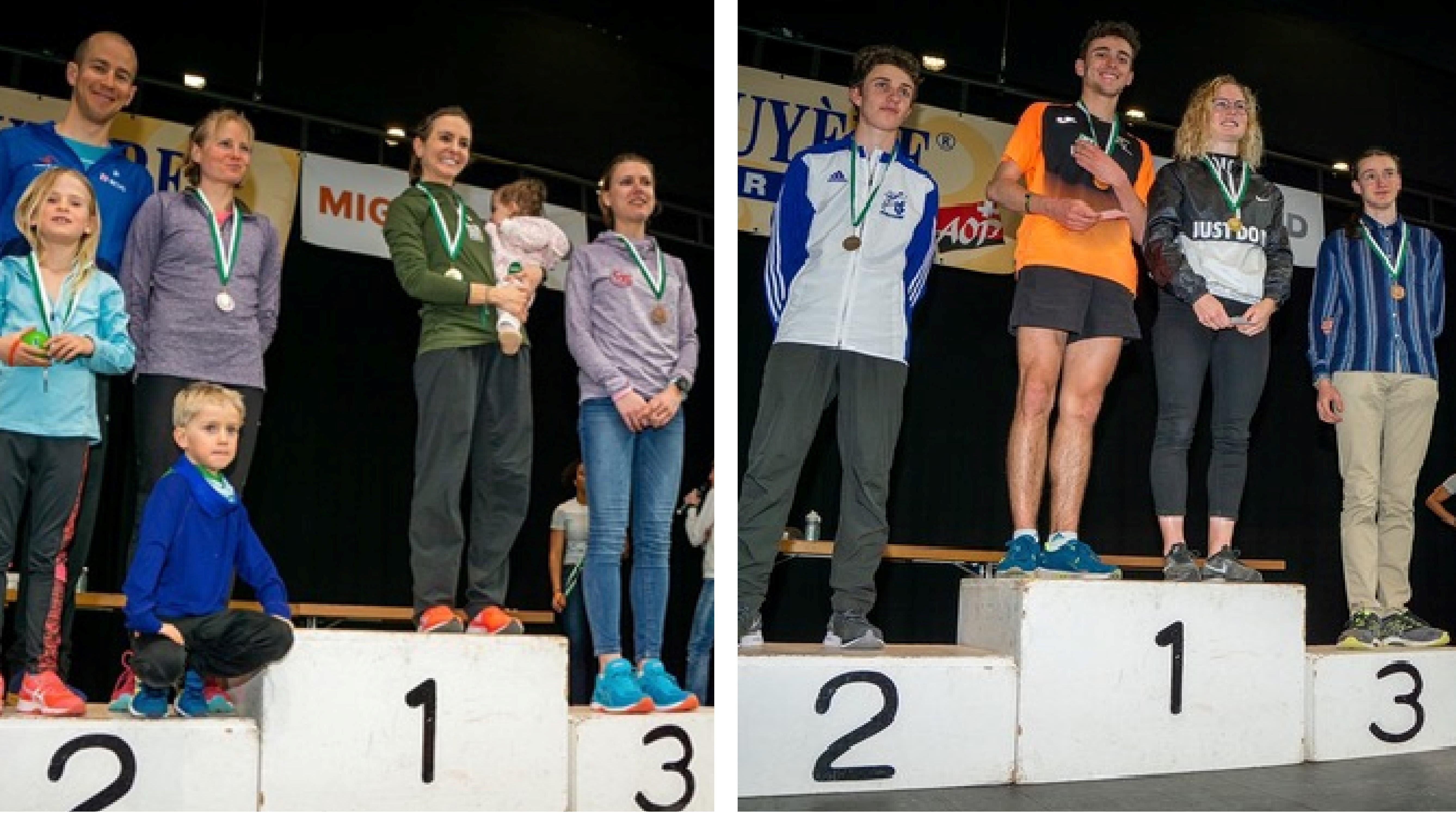 Championnats vaudois de 10 km. à Payerne