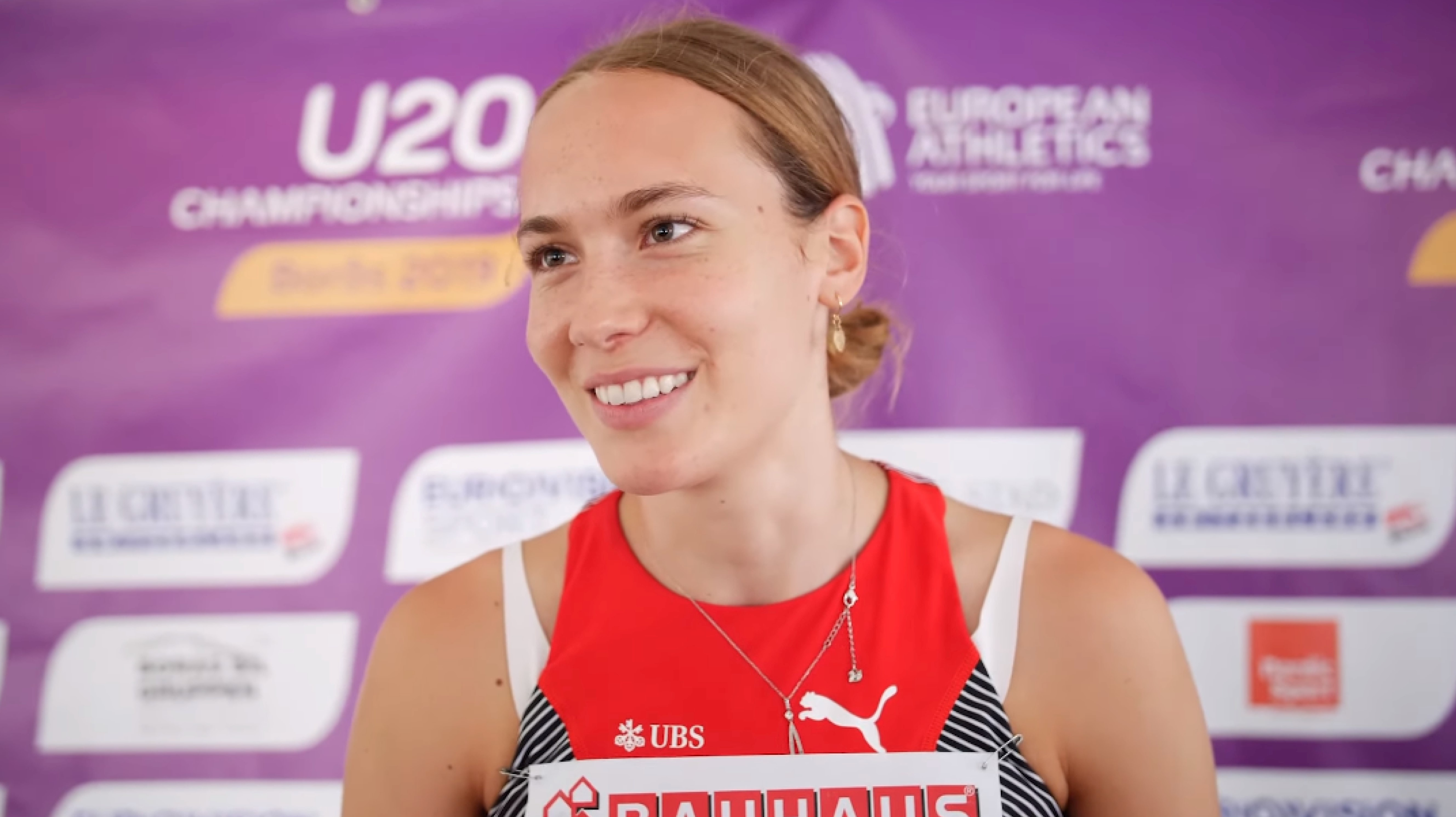 Championnats d'Europe U20 à Boras
