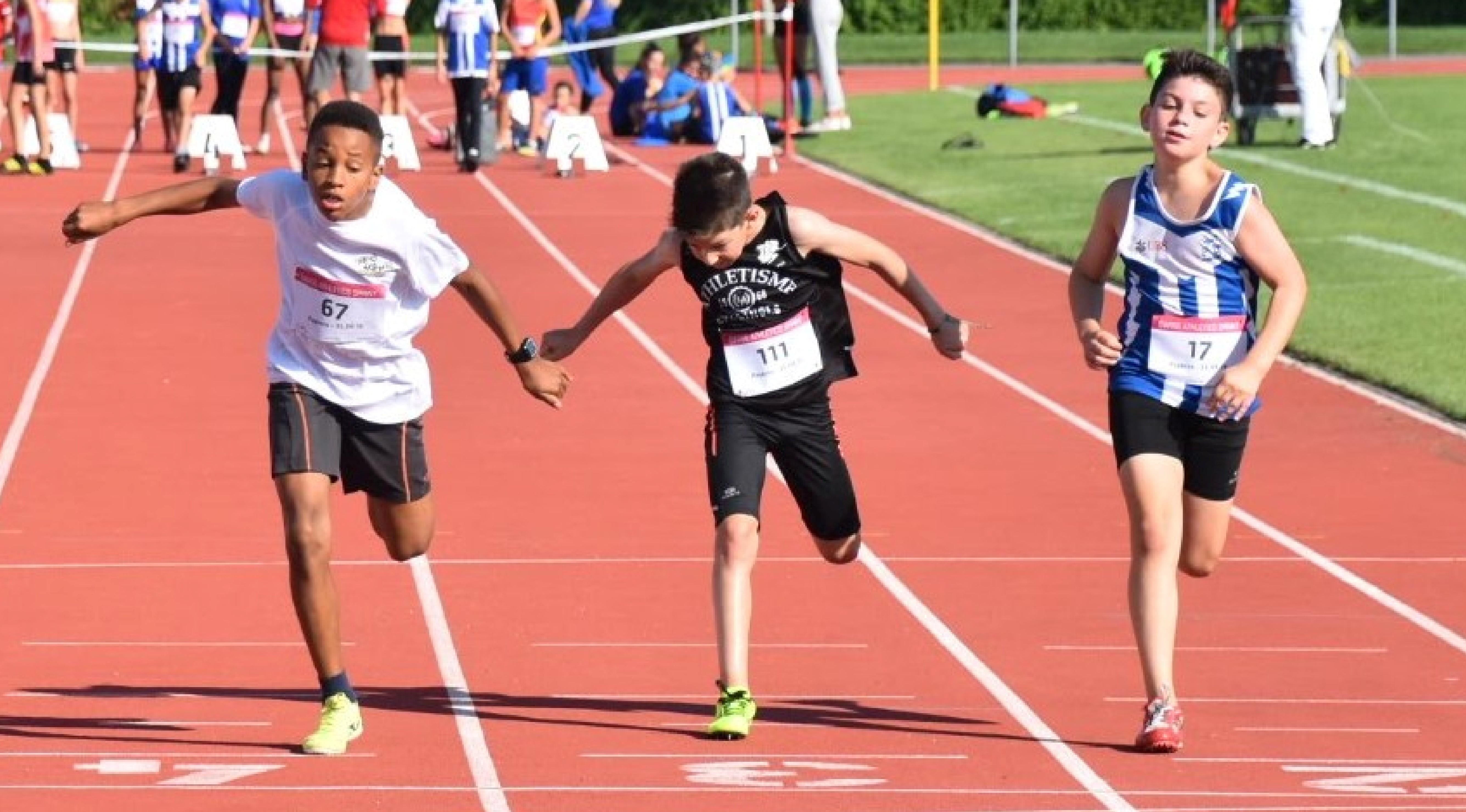 L'écolier vaudois le plus rapide à Payerne