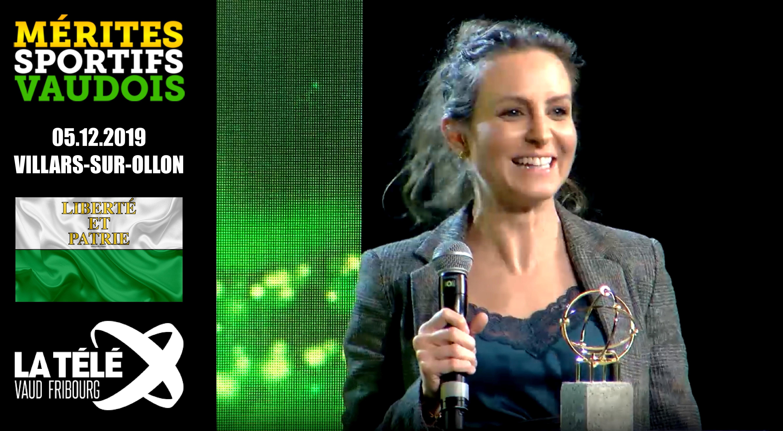 Claudia Bernasconi lauréate à Villars