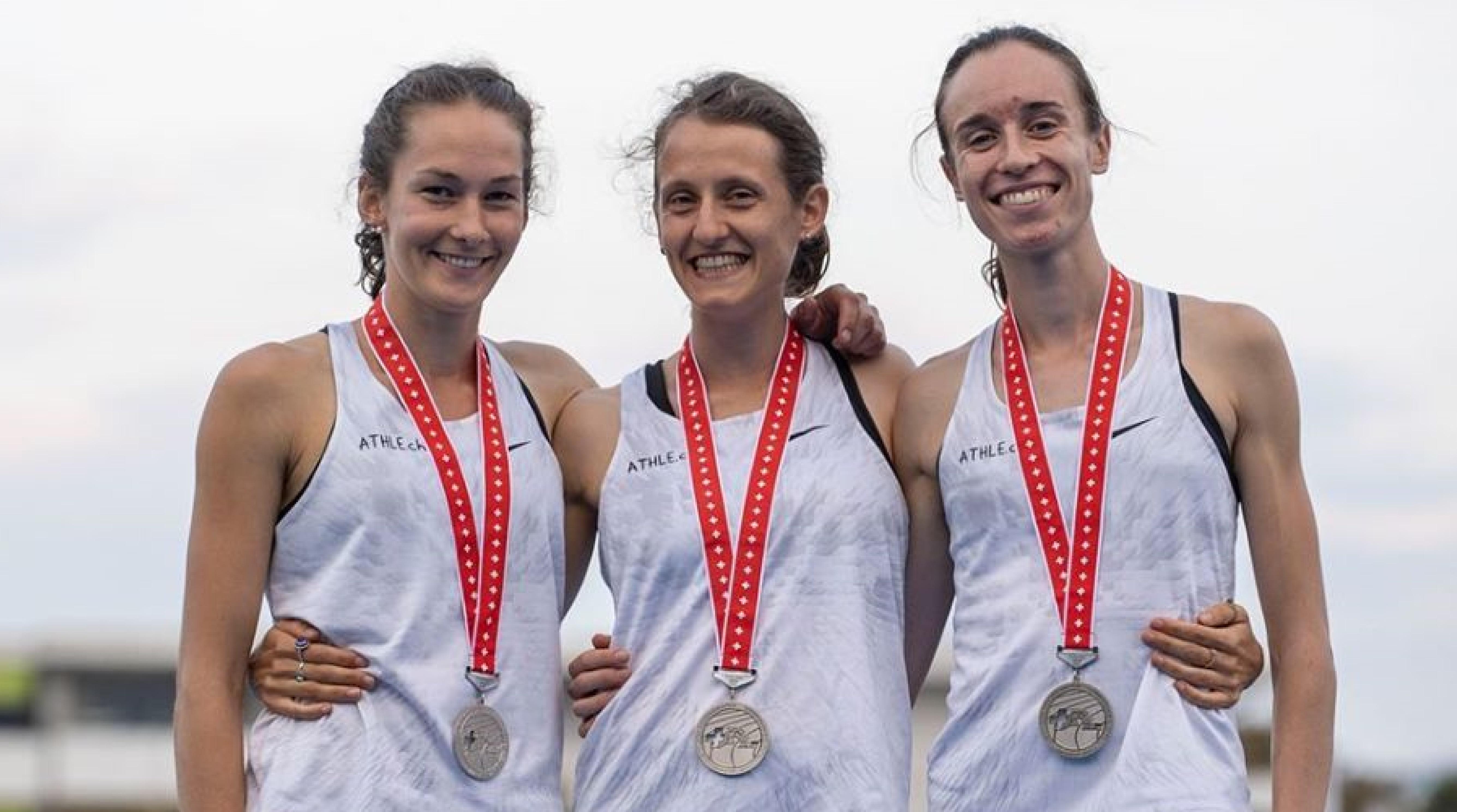 Championnats suisses de relais à Zoug